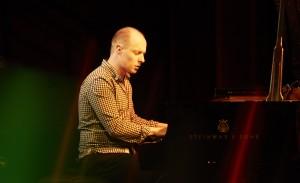 Marc Hannaford, Freedman Jazz Fellow for 2013