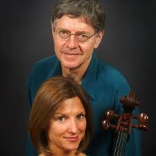 Daniel Herscovitch and Elizabgeth Neville