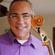 Cellist Michael Goldschlager