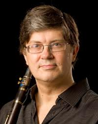 Clarinettist Robert Schubert