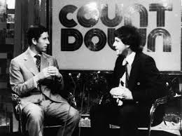 Molly Meldrum and Prince Charles