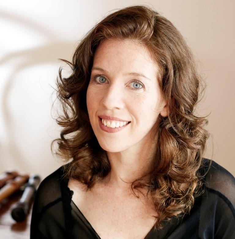 Genevieve Lacey, recorder virtuoso