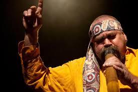 Mark Atkins, didgeridoo player